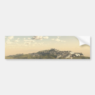 Planet Bound Bumper Sticker