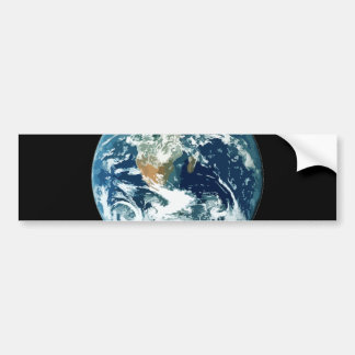 Planet Earth Bumper Sticker