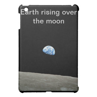 Planet Earth in the Milky Way iPad Mini Cases