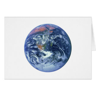 PLANET EARTH v2 (solar system) ~~.png Greeting Card