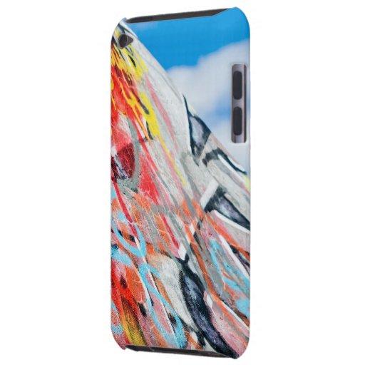 planet graffiti iPod Case-Mate cases