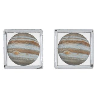 PLANET JUPITER (solar system) ~ Cuff Links