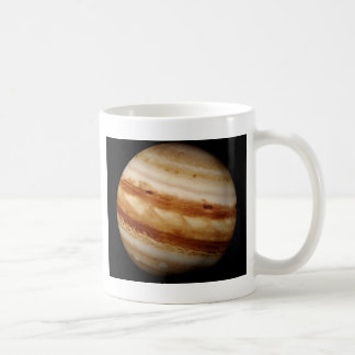 PLANET JUPITER v.4 natural (solar system) ~ Coffee Mug