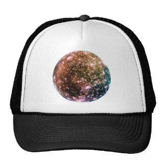 PLANET JUPITER'S MOON: CALLISTO CAP