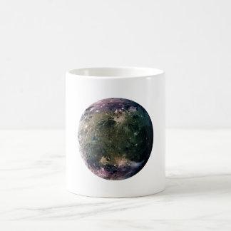 PLANET JUPITER'S MOON GANYMEDE (solar system) ~ Coffee Mug