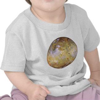 PLANET JUPITER'S MOON IO (solar system) ~ Tshirts