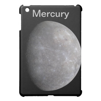 Planet Mercury in space iPad Mini Cases