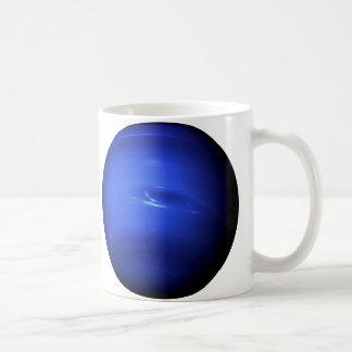 PLANET NEPTUNE (solar system) ~ Basic White Mug