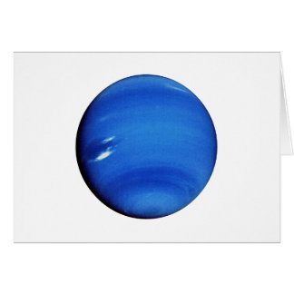 PLANET NEPTUNE v.3 (solar system) ~.png Greeting Card