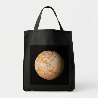 PLANET  PLUTO natural (solar system) ~~ Tote Bag