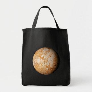PLANET  PLUTO (solar system) ~~ Tote Bag