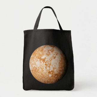 PLANET  PLUTO (solar system) ~ Tote Bag