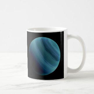 PLANET URANUS natural (solar system) ~~ Basic White Mug