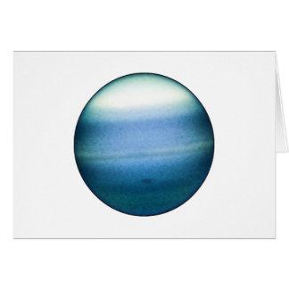 PLANET URANUS (solar system) ~~.png Greeting Card
