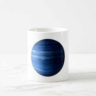 PLANET URANUS v2 (solar system) ~~ Basic White Mug