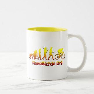 Plano Firestarter 3D Cycling Logo Mug