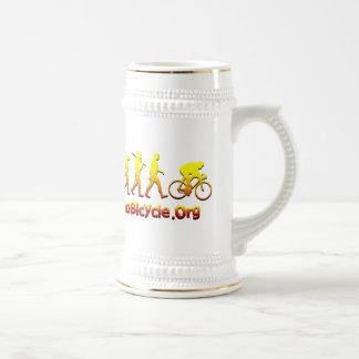 Plano Firestarter 3D Cycling Logo Coffee Mug