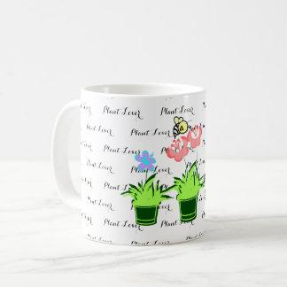 """""""Plant Lover"""" Pretty Mug"""