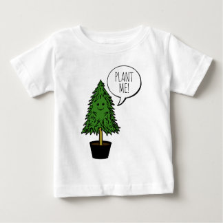 Plant more trees baby T-Shirt