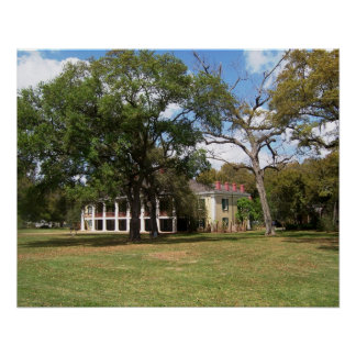Plantation House Poster