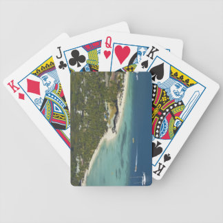 Plantation Island Resort, Malolo Lailai Island 2 Bicycle Playing Cards
