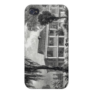 Planter's House on the Mississippi iPhone 4 Case