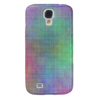 Plasma Grid Galaxy S4 Case