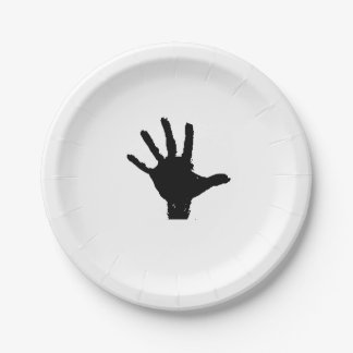 plate 7 inch paper plate