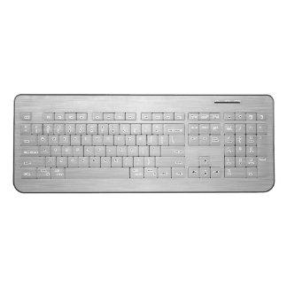 Platinum Wireless Keyboard