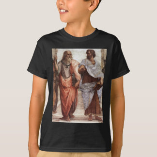 Plato and Aristotle T-Shirt
