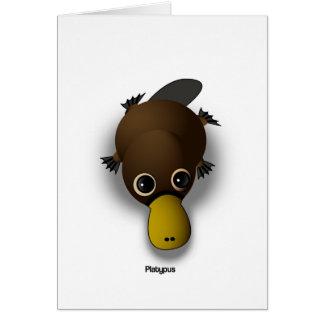 platypus card