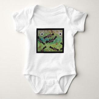 PLATYPUS CORROBOREE BABY BODYSUIT
