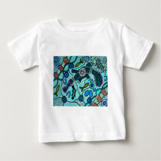 Platypus Waters Baby T-Shirt