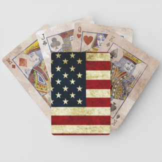 play cards, usa, flag bicycle playing cards
