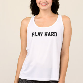 Play Hard Collection Singlet