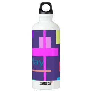 Play Prussian Blue SIGG Traveler 0.6L Water Bottle