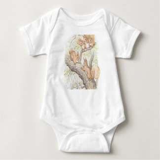 Play time for baby baby bodysuit