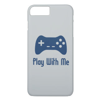 Play With Me Video Game iPhone 8 Plus/7 Plus Case
