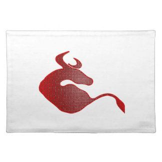 Play with the Bull Placemat
