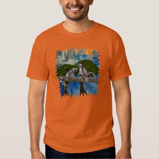 Playful Lemur-ick Shirts