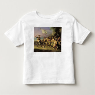 Playing at Soldiers, Roman Revolution 1848 Toddler T-Shirt