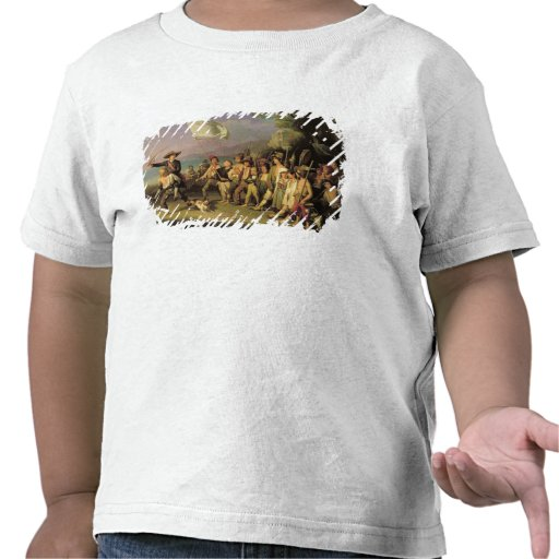 Playing at Soldiers, Roman Revolution 1848 T Shirts