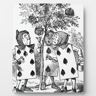 Playing Card Servants Plaque
