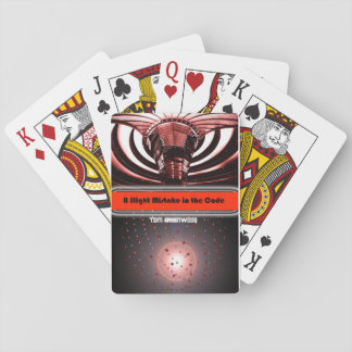 Playing Cards for 'A slight Mistake in the Code'