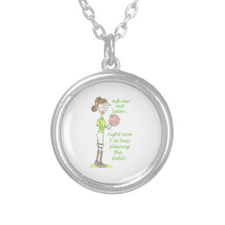 Playing The Field Necklace