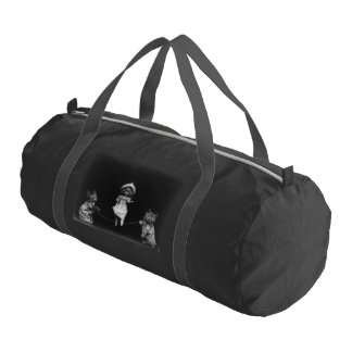 Playtime double-sided gym bag