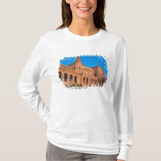 Plaza de Espana in Seville, Spain. T-Shirt