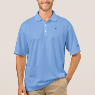 Plaza Man's Nike Dri-FIT Pique Polo Shirt