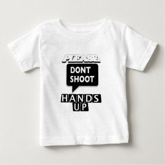 Please don't shoot...hands up t-shirt. tshirt