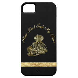 Please Don't Touch My Phone Barely There iPhone 5 Case